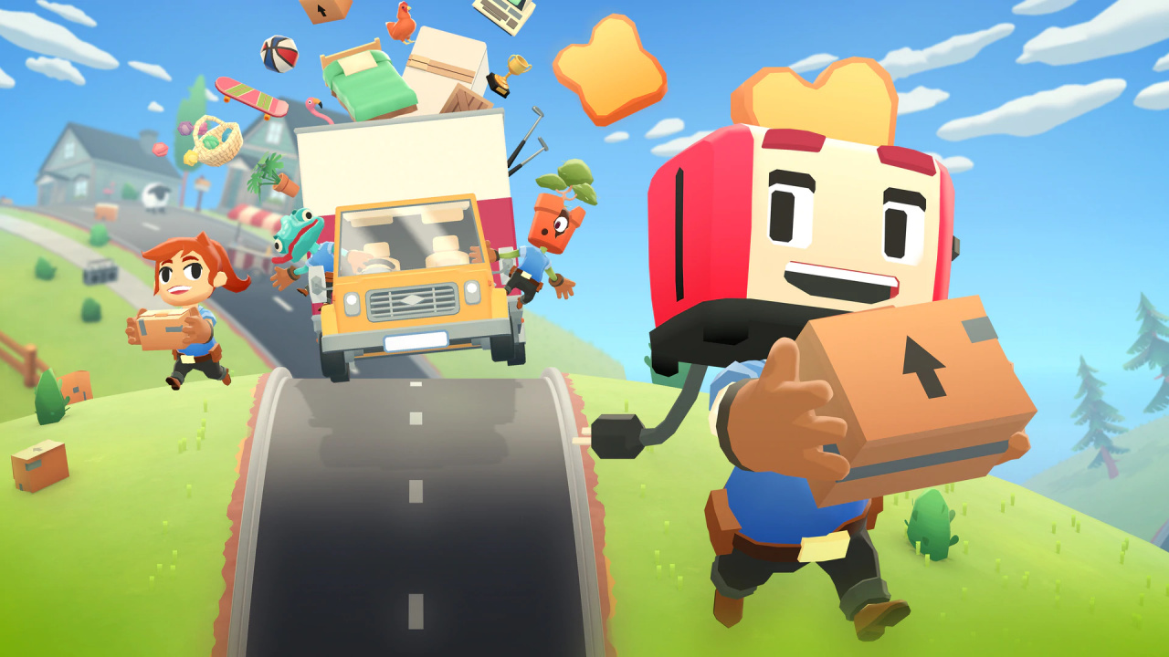 Couch Co-Op Game Moving Out Gets Free 'Moving In' Update on PS4 Soon