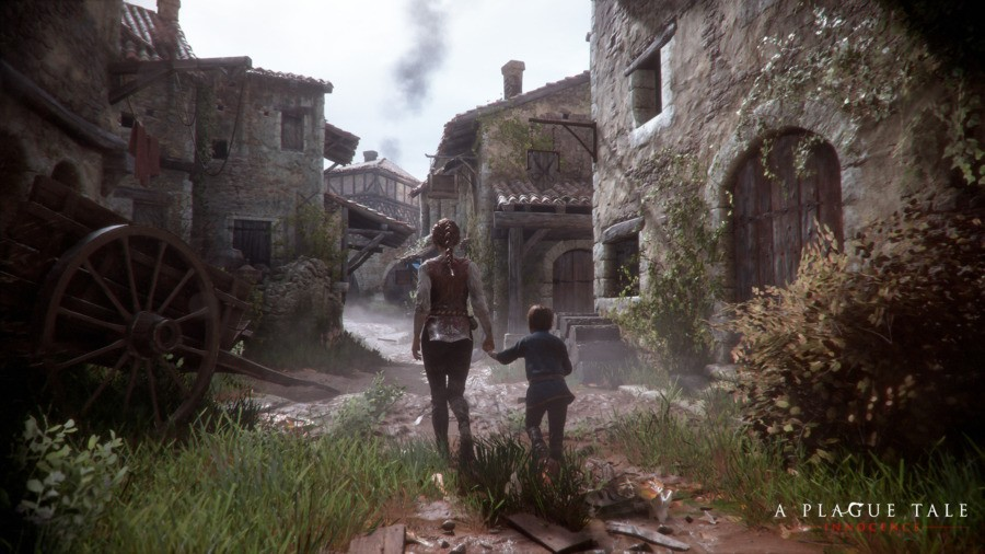 A Plague Tale: Innocence PS4 PlayStation 4 1