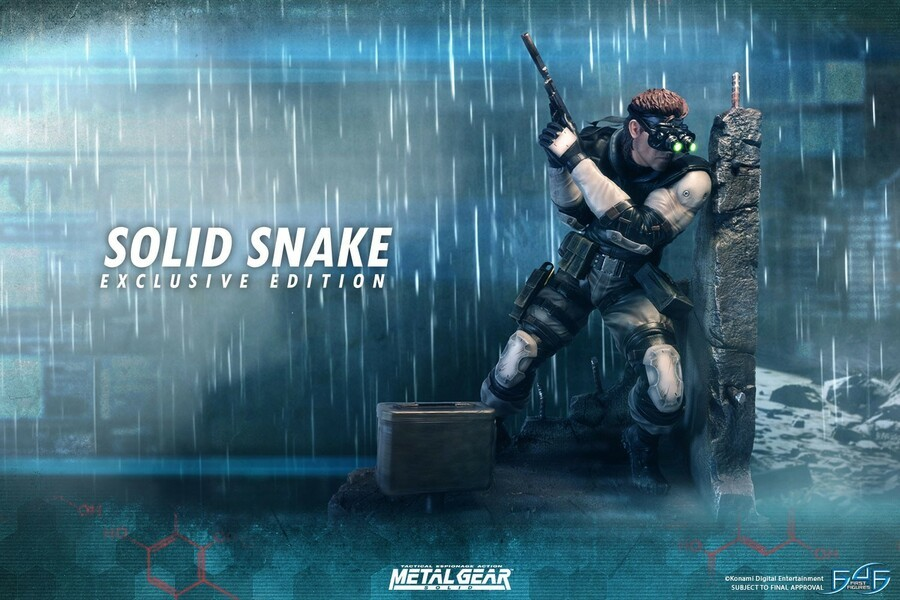Metal Gear Solid PS4 PlayStation 4 1