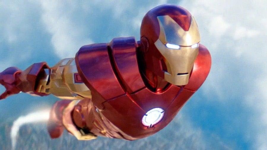 Marvel's Iron Man VR PSVR PS4 PlayStation 4
