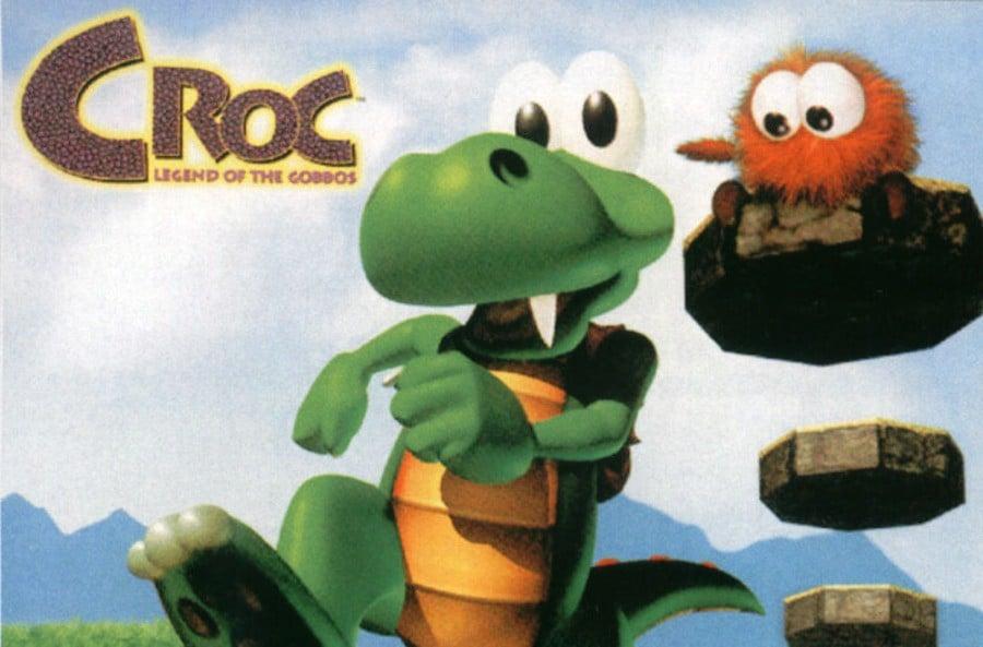 Croc PS1