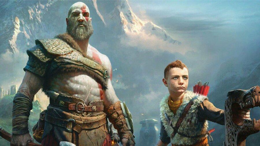 God of War PS4 PlayStation 4 1