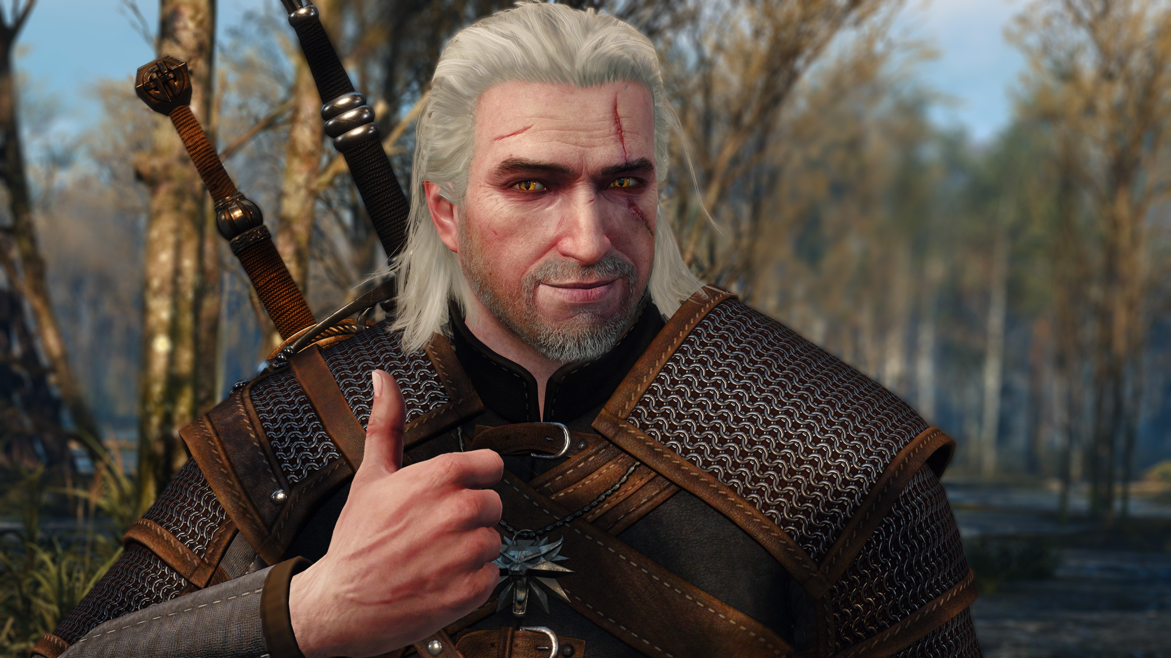 Random: Turns Out The Witcher's Geralt Is a Member of the PC ...