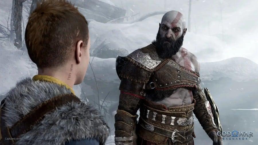 God of War Ragnarok PS5 PS4