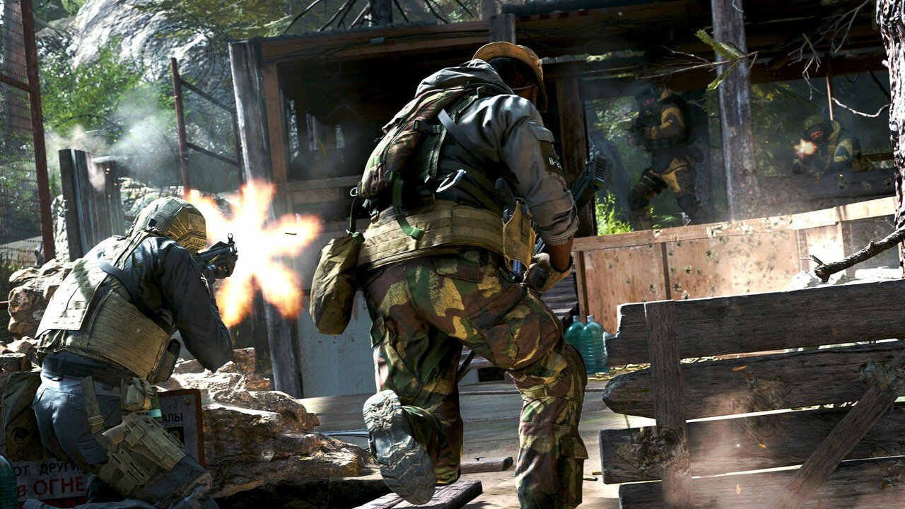 Call of Duty: Modern Warfare Alpha Test Hits PS4 This Weekend, No PS Plus Required