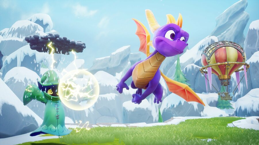 Spyro: Reignited Trilogy PS4 PlayStation 4