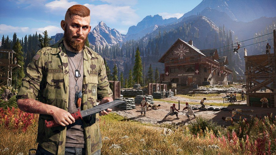 Far Cry 5 Weapons List: All Unlockable Melee, Sidearms, Shotguns, Submachine Guns, Rifles, Sniper Rifles, and Special Weapons