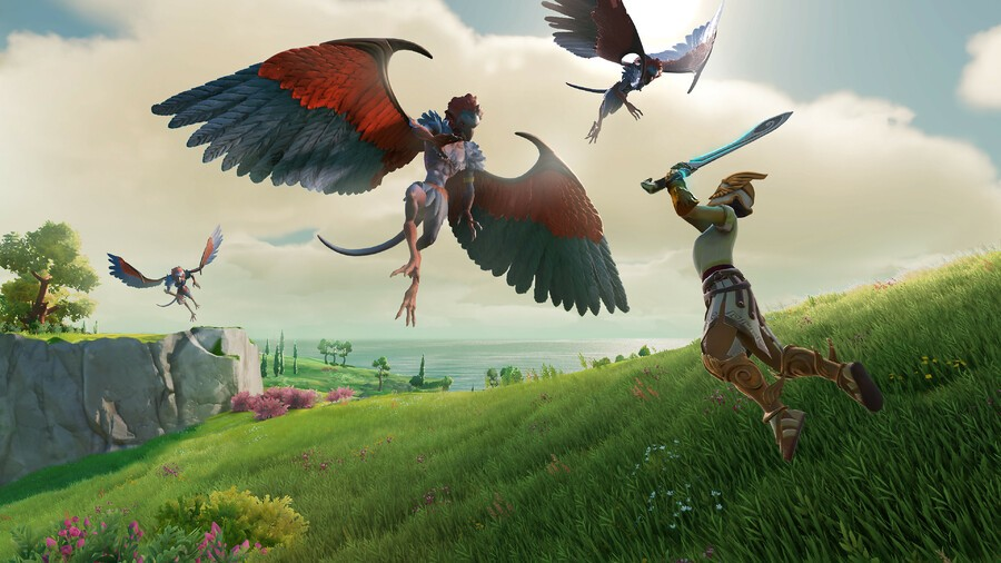 Immortals Fenyx Rising Gods and Monsters PS5 PS4