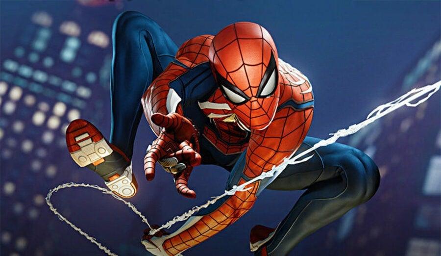 Marvel's Spider-Man PS4 PlayStation 4 Sony 1