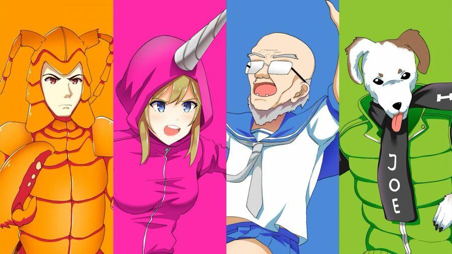 Nippon Marathon PS4 PlayStation 4 1