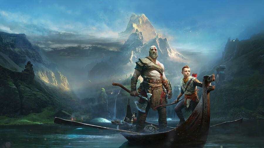 God Of War open world
