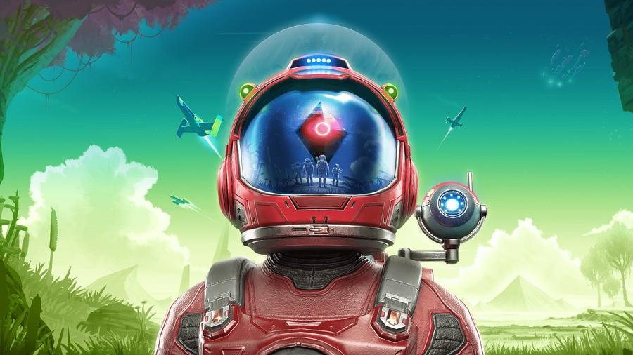 No Man's Sky PSVR PlayStation 4 VR