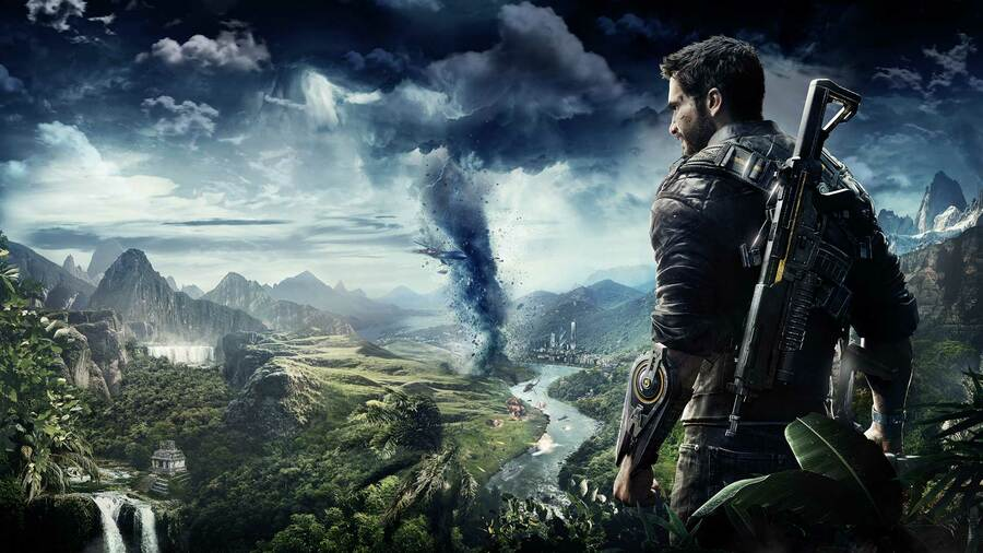 Just Cause 4 Trophies PS4 PlayStation 4