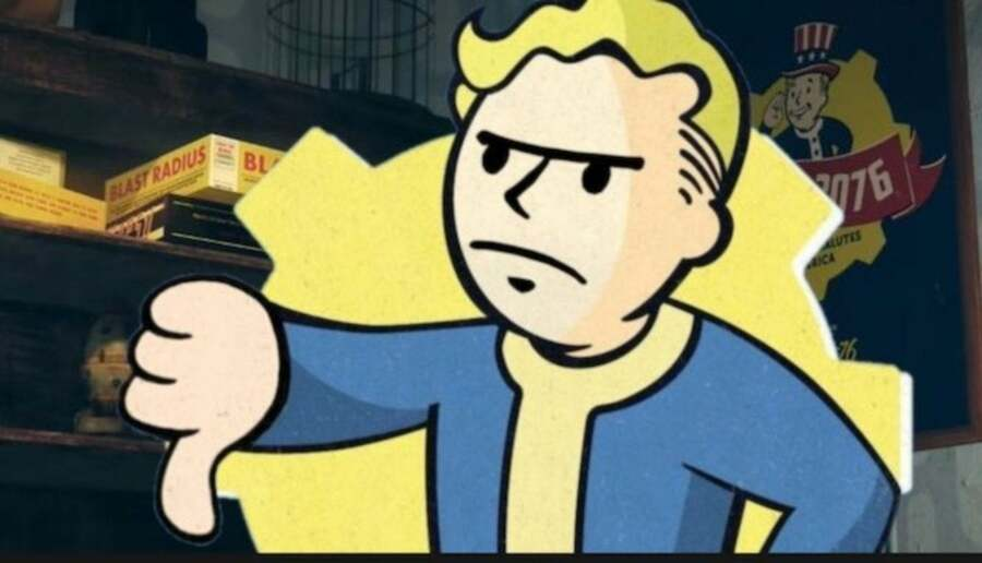 Fallout PS5 PlayStation 5 Sony 1