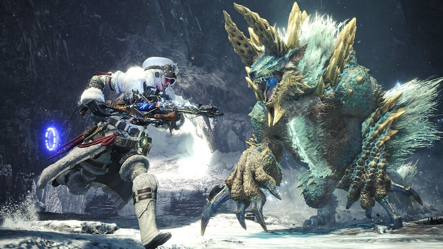 Monster Hunter World: Iceborne Horizon PS4 PlayStation 4