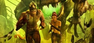 Enslaved: Odyssey To The West on PlayStation 3 Demo Impressions.