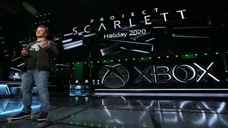 Phil Spencer Xbox E3 2019