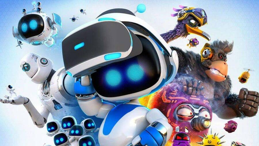 Astro Bot Rescue Mission PS4 PlayStation 4 PSVR Mega Pack Bundle