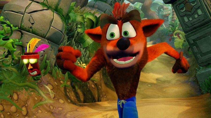 Crash Bandicoot N. Sane Trilogy PS4 PlayStation 4 1