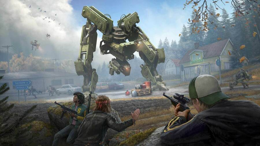 Generation Zero Under-rated PS4 Games 1