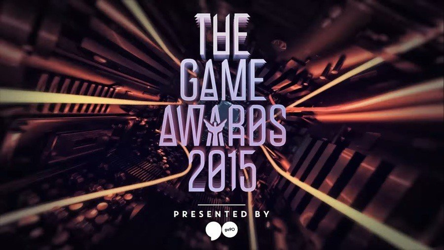 The Game Awards 2015 PlayStation 4 PS4 Live Stream