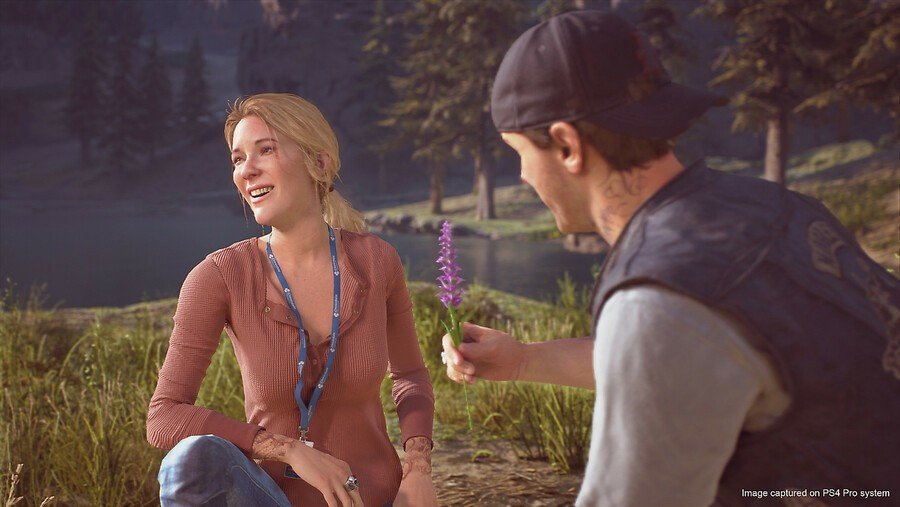 Days Gone PS4 PlayStation 4 Screenshots 1