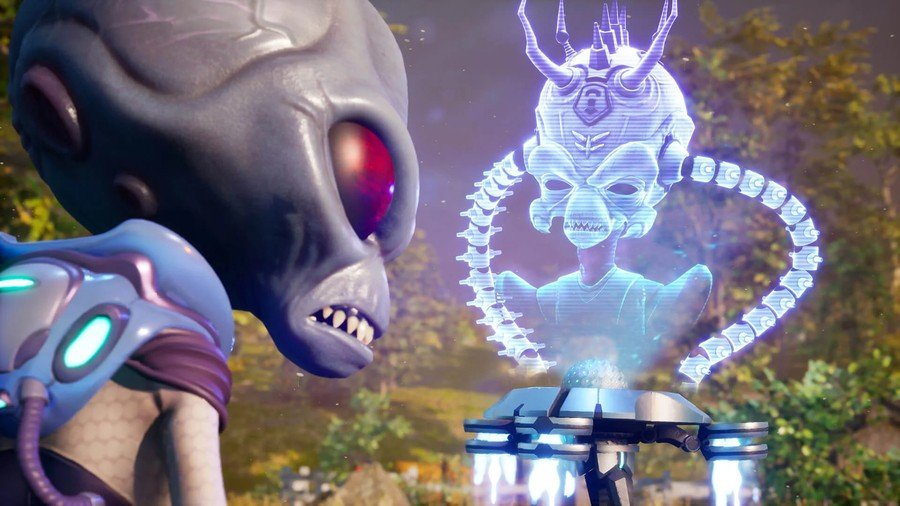 Destroy All Humans Trophies PS4 PlayStation 4 1