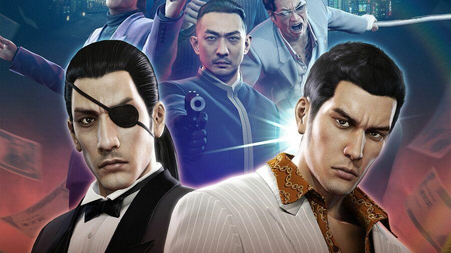 Yakuza PS5 PS4
