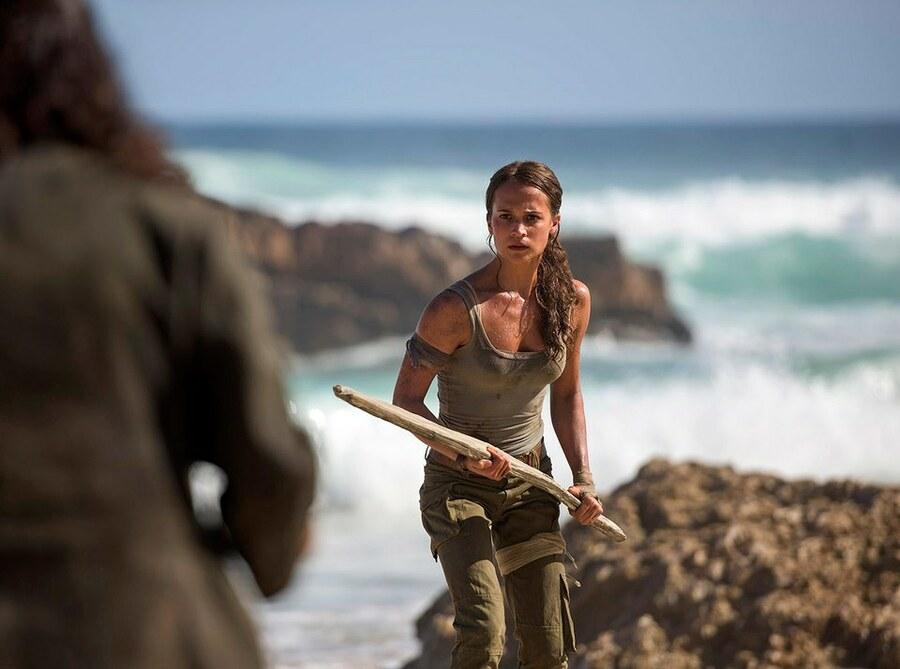 Tomb Raider Movie 1