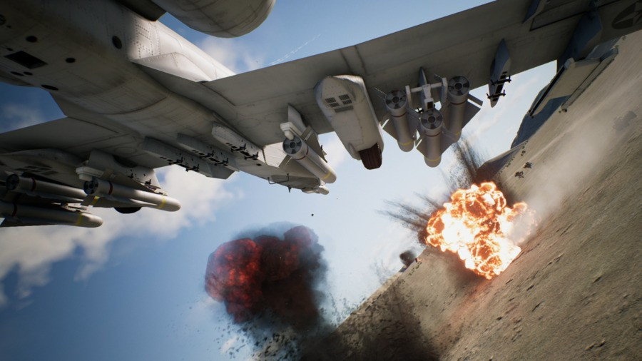 Ace Combat 7 PS4 PlayStation 4 1