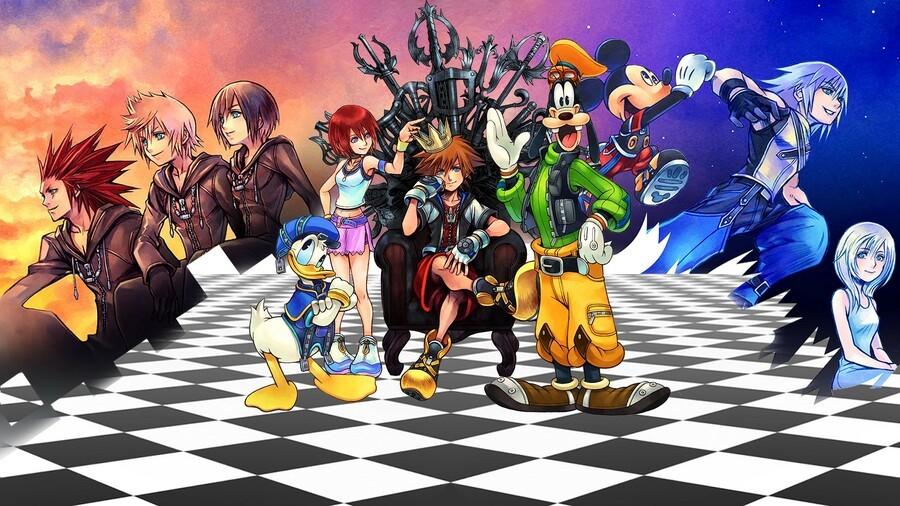 Kingdom Hearts - The Story So Far PS4 PlayStation 4