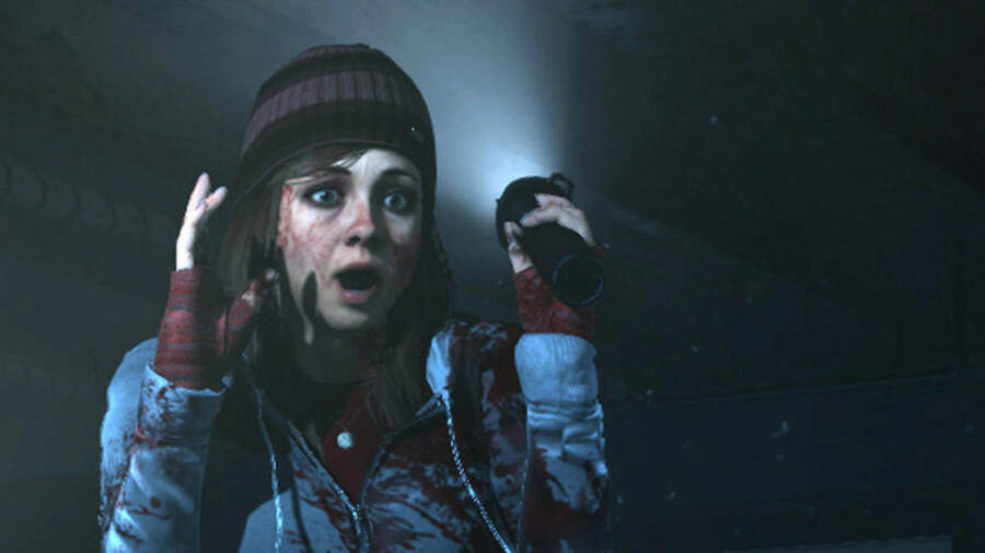 Until Dawn PS4 PlayStation 4 1