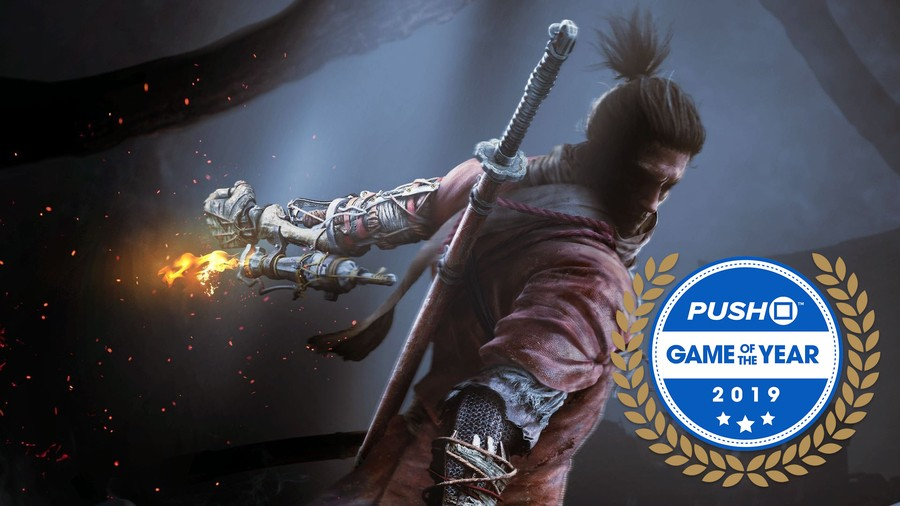 Sekiro Shadows Die Twice Game of the Year PS4 PlayStation 4 1
