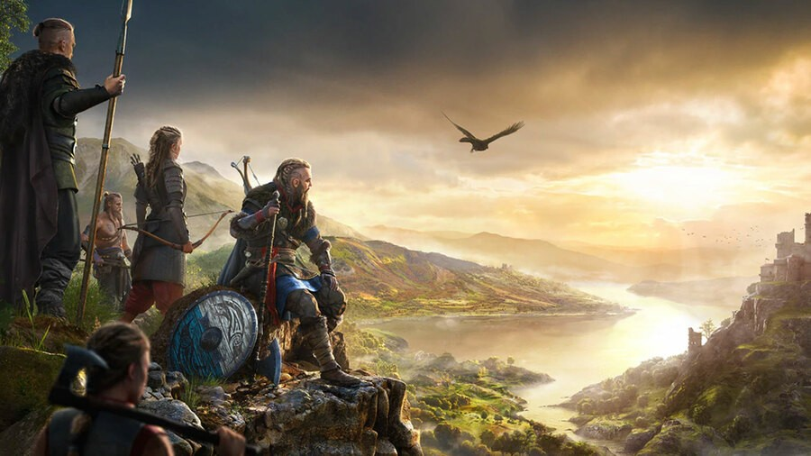 Image result for assassin's creed valhalla
