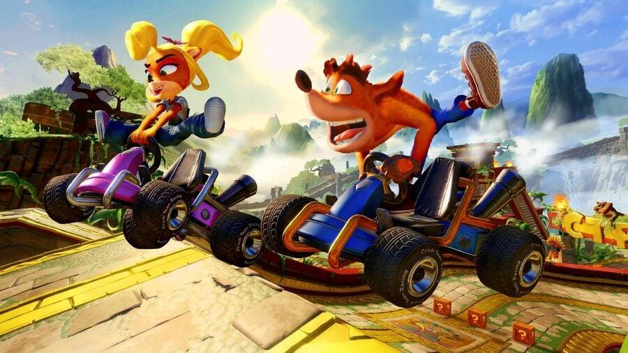 Crash Team Racing Nitro Fueled Online Multiplayer