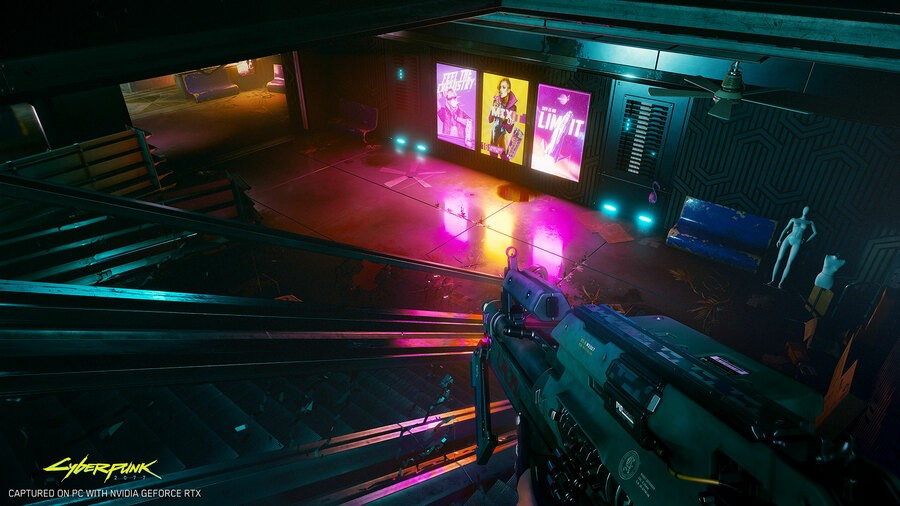 Cyberpunk 2077 PS4 PlayStation 4 PS5
