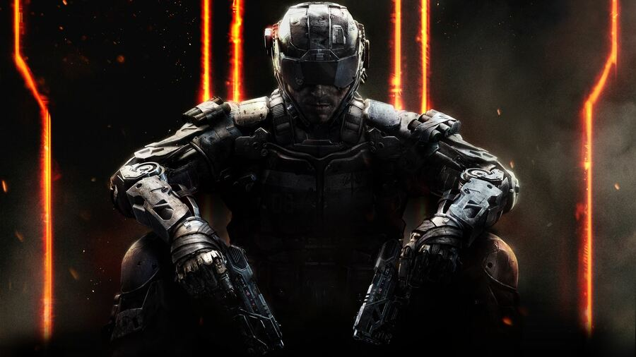 Call of Duty: Black Ops III 3 PS4 PlayStation 4 1