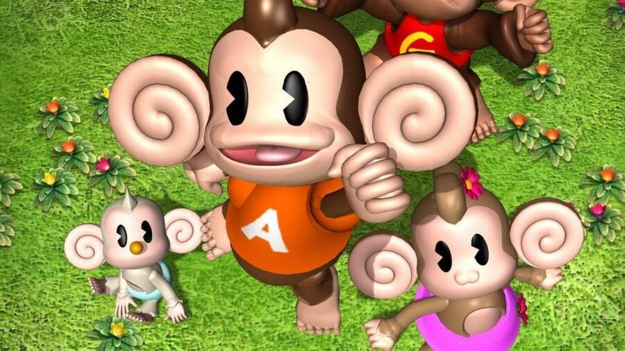 Super Monkey Ball PS4 PlayStation 4