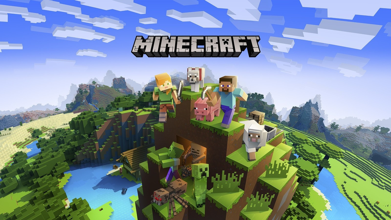 i bought minecraft but it says play demo ps4