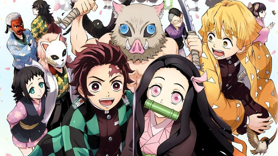Demon Slayer Anime 1