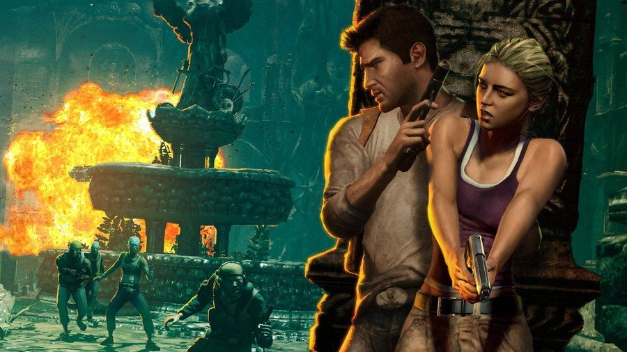 Uncharted: Drake's Fortune PS3 PlayStation 3