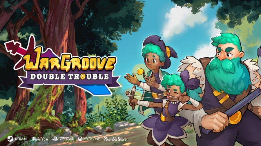 Wargroove: Double Trouble PS4