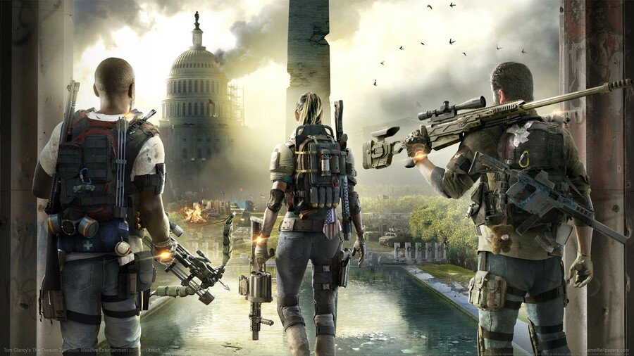 Wallpaper Tom Clancys The Division 2 01 1920x1080