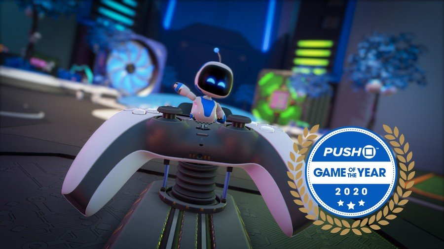 Astro's Playroom PS5 PlayStation 5 Game of the Year GOTY 2020