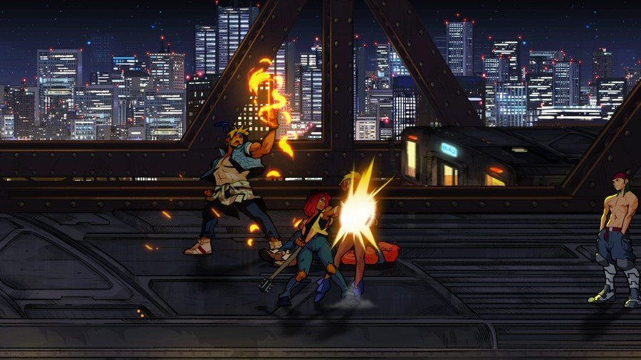 Streets of Rage 4 PS4 PlayStation 4 Tips for Beginners Cheat Guide 5