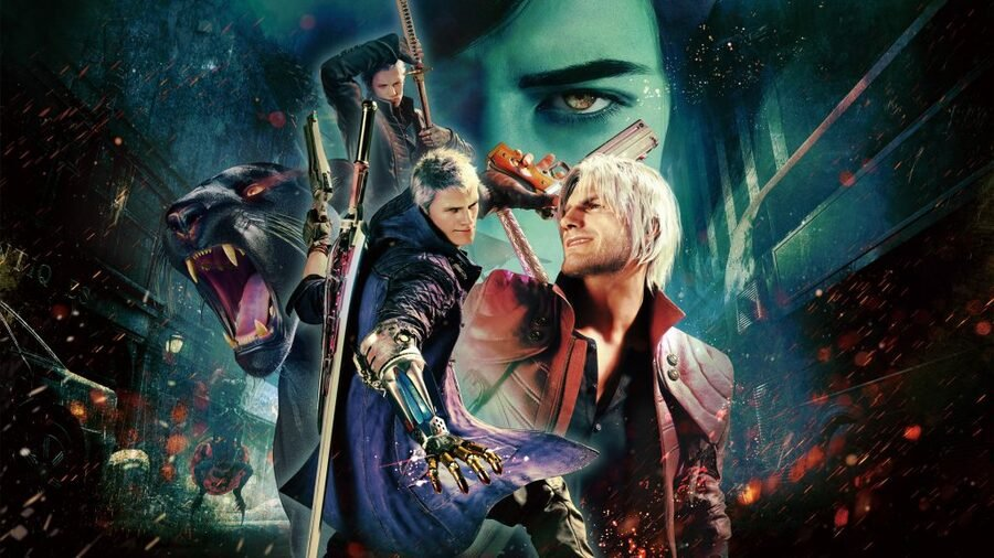 Devil May Cry 20th Anniversary