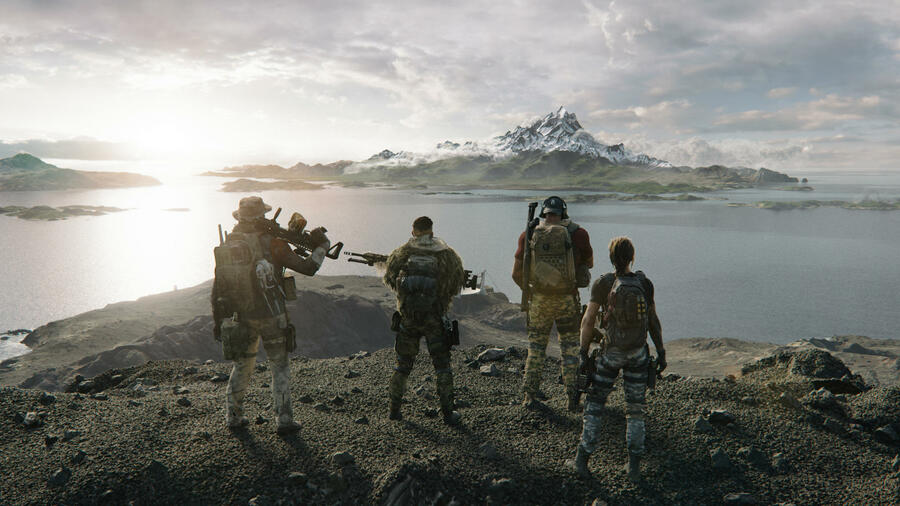 Ghost Recon Breakpoint Release Date Pvp Trailer Raid