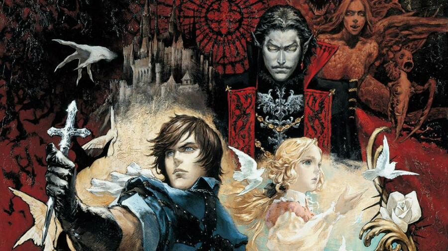 Castlevania Requiem PS4 PlayStation 4 1