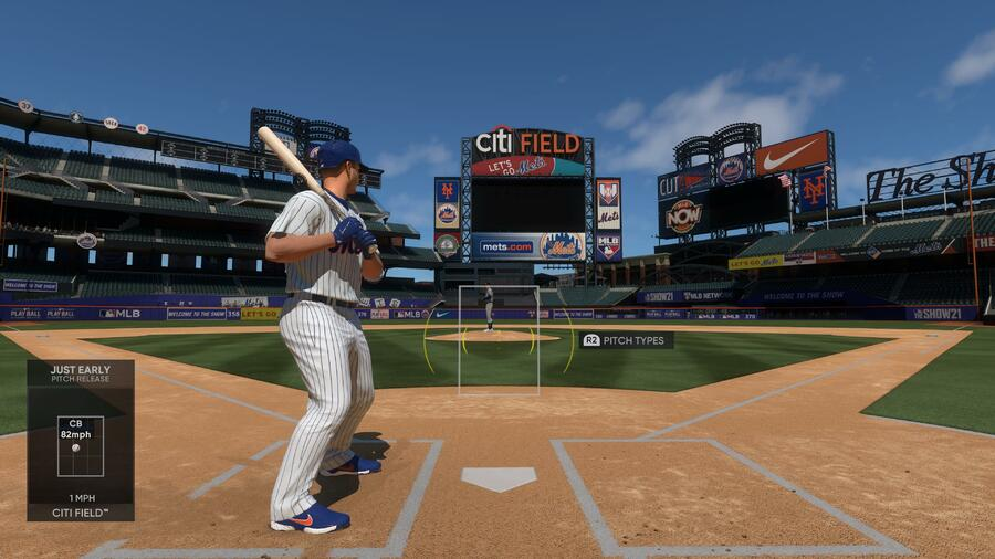 MLB The Show 21: How to Hit the Ball Better Guide 1