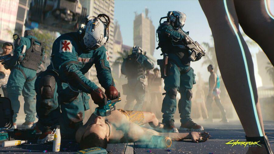 Cyberpunk 2077 Nonlethal Pacifist Run